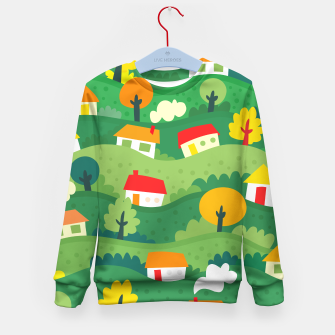 Thumbnail image of Home Land Kid's Sweater, Live Heroes