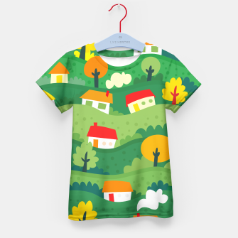 Thumbnail image of Home Land Kid's T-shirt, Live Heroes