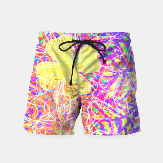 Thumbnail image of clvr Swim Shorts, Live Heroes