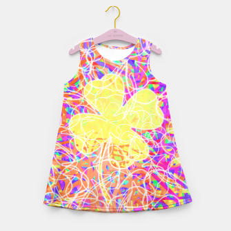 Thumbnail image of clvr Girl's Summer Dress, Live Heroes