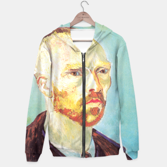 Miniatur Vincent van Gogh-dedicated to Paul Gauguin Hoodie, Live Heroes