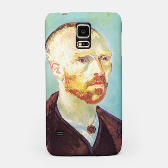 Miniatur Vincent van Gogh-dedicated to Paul Gauguin Samsung Case, Live Heroes
