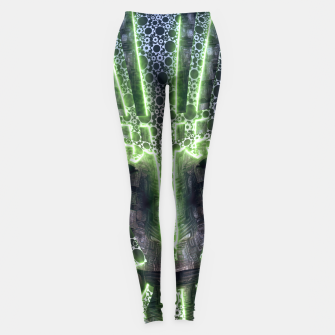 Thumbnail image of Time Leggings, Live Heroes