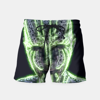 Thumbnail image of Time Swim Shorts, Live Heroes