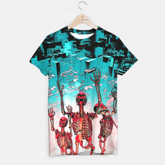 Thumbnail image of Reach T-shirt, Live Heroes