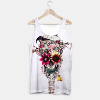 Thumbnail image of Scarecrow Tank Top, Live Heroes