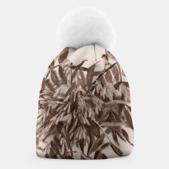 Thumbnail image of Ash-tree in brownscale Beanie, Live Heroes
