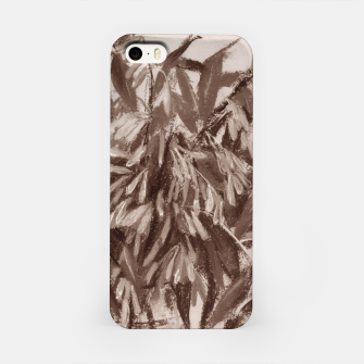 Thumbnail image of Ash-tree in brownscale iPhone Case, Live Heroes