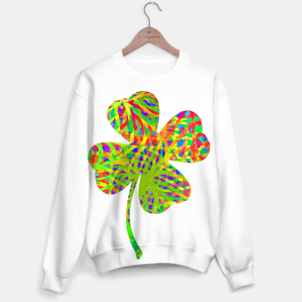 Thumbnail image of clvr Sweater, Live Heroes