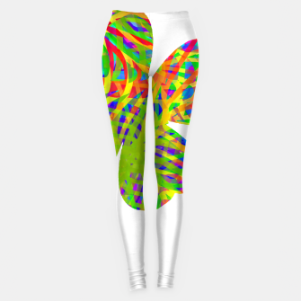 Thumbnail image of clvr Leggings, Live Heroes