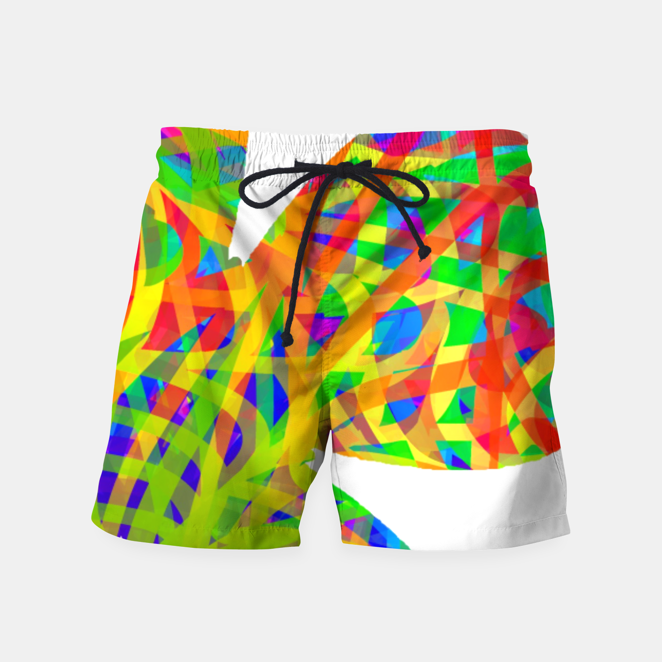 Image of clvr Swim Shorts - Live Heroes