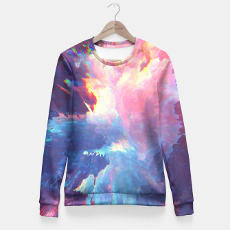 Thumbnail image of Mood Fitted Waist Sweater, Live Heroes