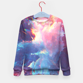 Thumbnail image of Mood Kid's Sweater, Live Heroes
