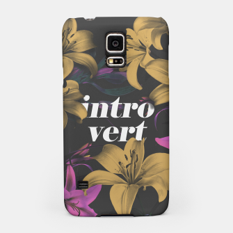 Thumbnail image of Introvert Samsung Case, Live Heroes