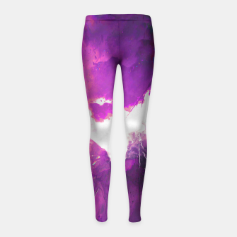 Back To Back Girl's Leggings thumbnail image