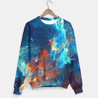 Thumbnail image of Catch Me Sweater, Live Heroes