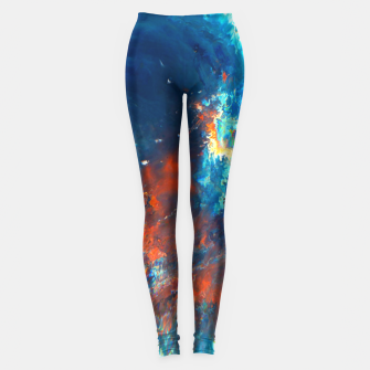 Thumbnail image of Catch Me Leggings, Live Heroes