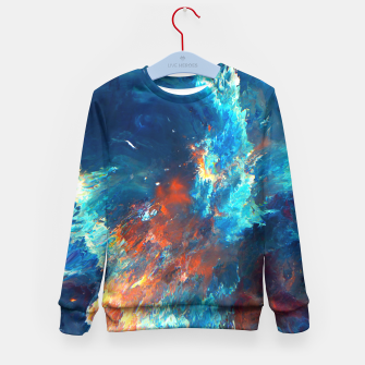 Thumbnail image of Catch Me Kid's Sweater, Live Heroes