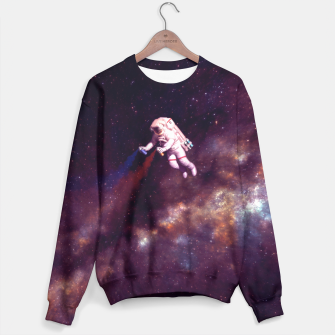 "Thumbnail image of ""Shooting Stars"" Sweater, Live Heroes"