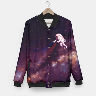 "Thumbnail image of ""Shooting Stars"" Baseball Jacket, Live Heroes"
