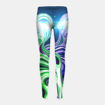 Thumbnail image of Being Girl's Leggings, Live Heroes