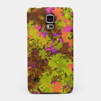 Florescent Camouflage  Samsung Case thumbnail image