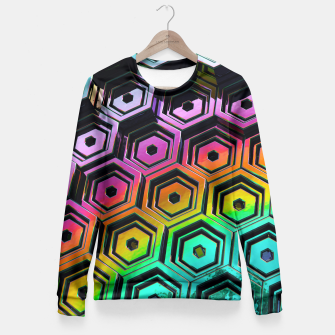 Hexa Fitted Waist Sweater thumbnail image