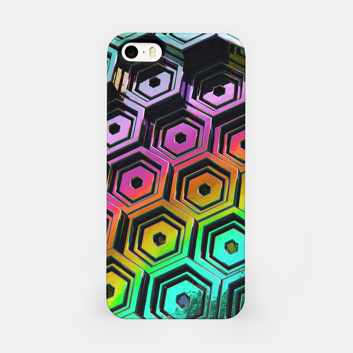Image of Hexa iPhone Case - Live Heroes