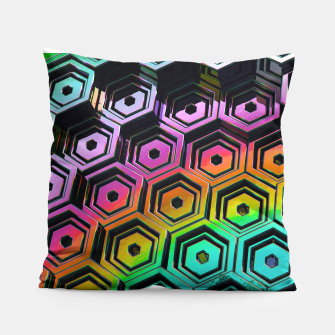 Thumbnail image of Hexa Pillow, Live Heroes