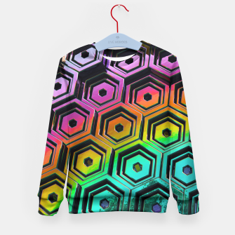 Thumbnail image of Hexa Kid's Sweater, Live Heroes