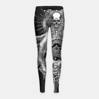 Thumbnail image of Winya No. 89 Girl's Leggings, Live Heroes