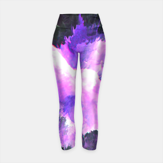 Thumbnail image of End of the Night Yoga Pants, Live Heroes
