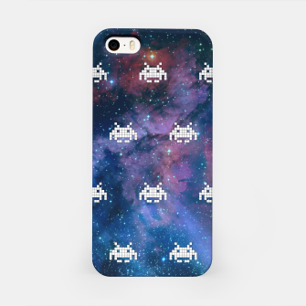 Thumbnail image of Retro Invaders iPhone Case, Live Heroes