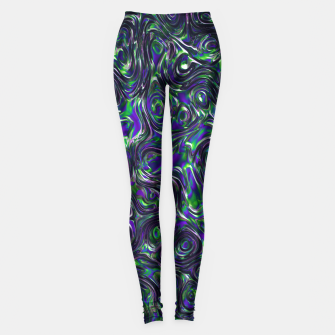 Thumbnail image of Swirl Leggings, Live Heroes