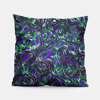 Thumbnail image of Swirl Pillow, Live Heroes