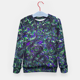 Thumbnail image of Swirl Kid's Sweater, Live Heroes