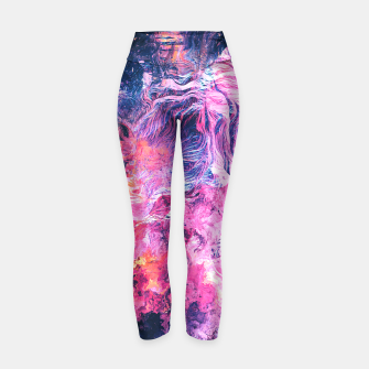 Thumbnail image of Near Dark Yoga Pants, Live Heroes