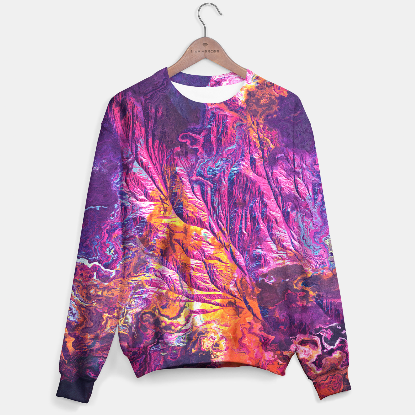 Image of Embers Sweater - Live Heroes