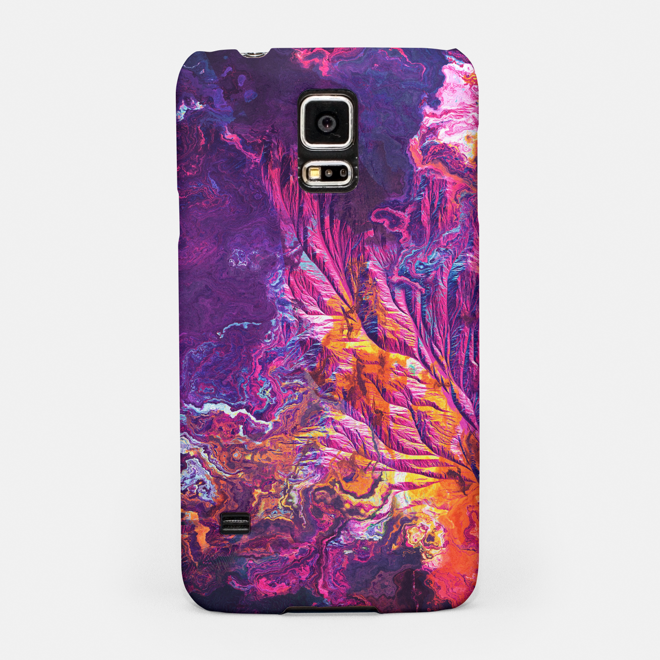 Image of Embers Samsung Case - Live Heroes