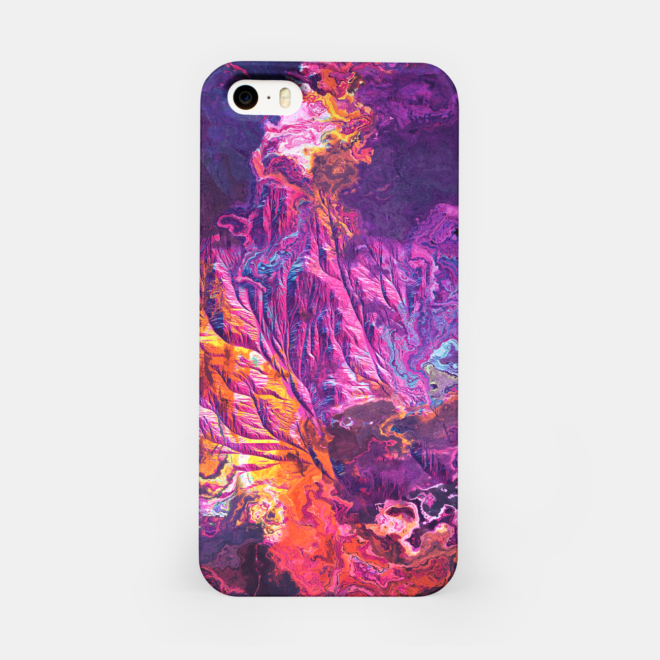 Image of Embers iPhone Case - Live Heroes