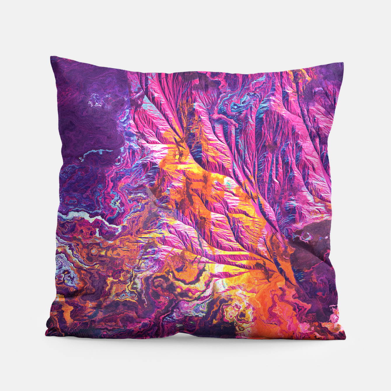 Image of Embers Pillow - Live Heroes
