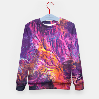 Thumbnail image of Embers Kid's Sweater, Live Heroes