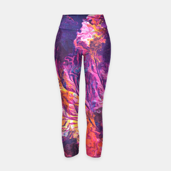 Thumbnail image of Embers Yoga Pants, Live Heroes