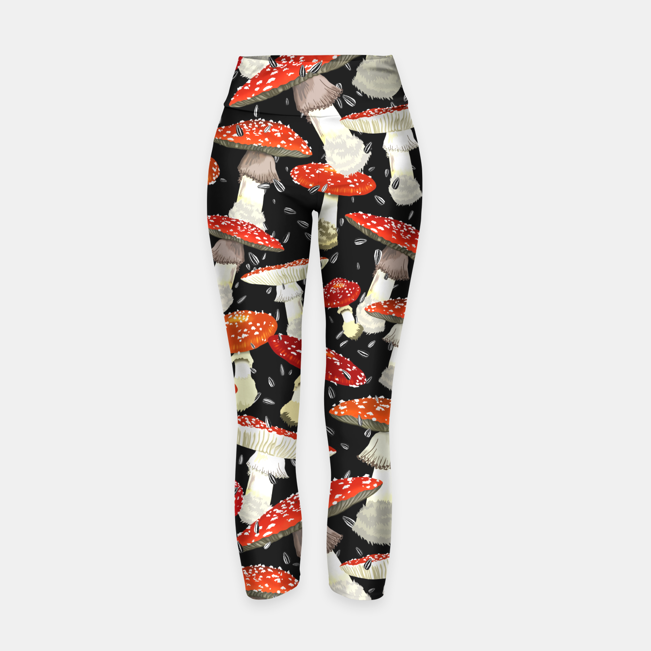 Image of Amanita Yoga Pants - Live Heroes