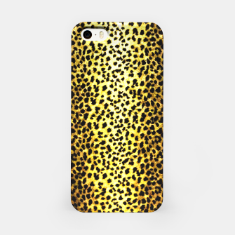 Thumbnail image of Leopard Wallpaper Print iPhone Case, Live Heroes