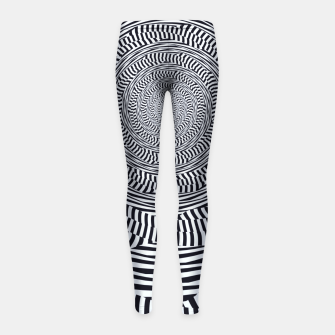 Thumbnail image of Hold On Girl's Leggings, Live Heroes