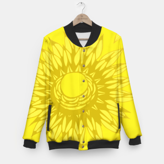 Thumbnail image of Geltainen Baseball Jacket, Live Heroes