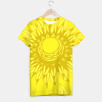 Thumbnail image of Geltainen T-shirt, Live Heroes