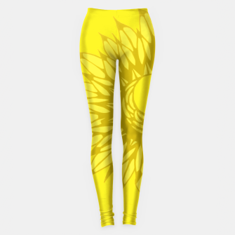 Thumbnail image of Geltainen Leggings, Live Heroes
