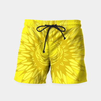 Thumbnail image of Geltainen Swim Shorts, Live Heroes